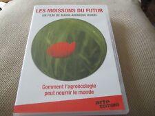 """DVD """"LES MOISSONS DU FUTUR"""" comment l'agroecologie peut nourrir le monde / DOCU"""
