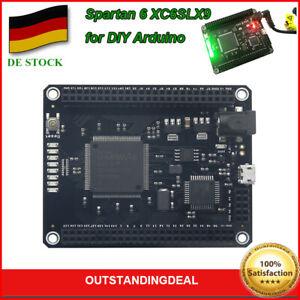 Mojo V3 FPGA Development Board Module Spartan 6 XC6SLX9 for DIY Arduino DE