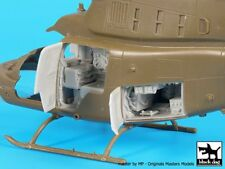 Black Dog 1/48 Bell OH-58D Kiowa Helicopter Electronics Set (for Italeri) A48034