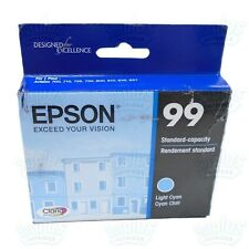2022 Genuine Epson 99 Light Cyan Artisan 837 835 810 730 725 710 700(Retail Box)