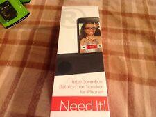 RadioShack Retro Battery Free Speaker For iPhone 4-4S-5-5S 6301360,Retro Boombox