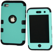 Hybrid Shockproof 3 in 1 Case Cover For Apple iPod Touch 4 4th Gen Generation 4G