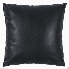 Handmade Lambskin Leather Cushion Style Soft Leather Pillow Cover All Size Color
