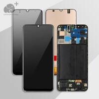 For SAMSUNG Galaxy A50 2019 A505 A505U A505U1 LCD Screen Touch Digitizer Frame