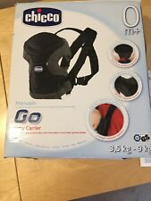 Chicco Go Baby Carrier Fuchsia Wave 0m + New Boxed