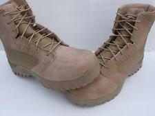 "NEW! OAKLEY LF SI ASSAULT Boots 8"" SZ 13 Desert  Military SEALS Boot 11121-889"