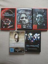 Final Destination 1-5 DVD