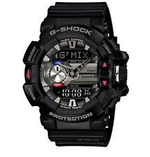Casio G-Shock * GBA400-1A G'MIX iOS Android Bluetooth All Black COD #crzyj