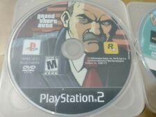 New listing Grand Theft Auto: Liberty City Stories Double Pack (Sony PlayStation 2 2007) Ps2