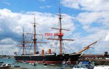 PHOTO HMS WARRIOR. 25.07.15.