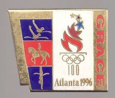 1996 Atlanta Olympic Grace Pin Equestrian Diving Synchronized Swimming