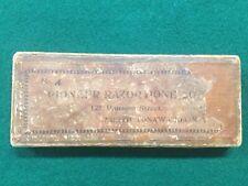 VINTAGE-Pioneer Razor Stone - Shaving Whetstone Knife & Razor Sharpening Stone
