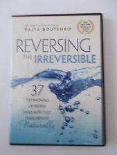 - REVERSING THE IRREVERSIBLE [DVD] 37 TESTIMONIA  [REGION 4] NOW $39.75