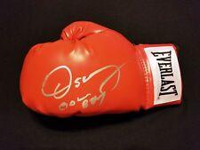 Boxings Golden Boy Oscar De La Hoya Signed Boxing Glove COA