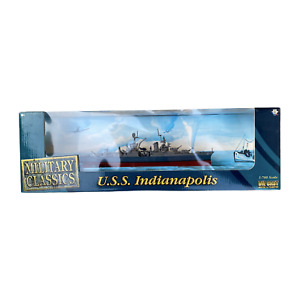 Gearbox USS Military Classics USS Indianapolis 1:700 Scale Diecast