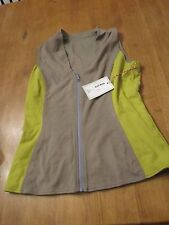 Womens Lizzie Driver Golf Vest, NWT, M