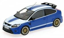 Ford Focus RS 2010 Le Mans Classic Edition (blue) 1:18