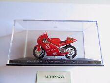 1/24 Ixo GILERA 125 Manuel Poggiali 2001 Moto Bike Motorcycle 1:24 Altaya /IXO