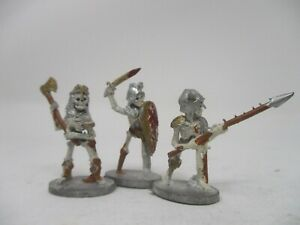 Grenadier 131 Elite Undead Infantry Dungeons and Dragons Miniatures