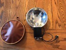 Agfa Vintage Camera Light Flash Gun KL Shoe Mount Germany w/ Case