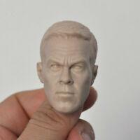 "Delicate Painting 1//6 Scale Suicide Squad Harley Quinn Head Sculpt Fit 12/""Figure"