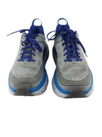 Hoka One One M Bondi 6 Wide Mens Comfort Athletic Running Shoes US Size 9.5 EE