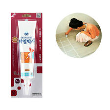 Easy Bathroom Tile Masonry Joint Repair Kit / Antimicrobial Mold Removal 99.9%