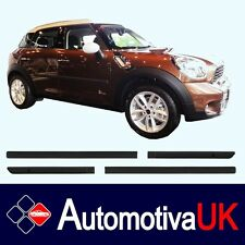 BMW Mini Countryman Rubbing Strips | Door Protectors | Side Protection Mouldings
