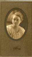 Antique Photo-Thief River Falls Minnesota-Young Lady