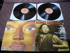 Long Live Tibet Vinyl LP Paul Weller Bowie Blur Pulp Kula Shaker Radiohead OCS