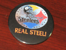 PITTSBURGH STEELERS-, NFL COLLECTORS BUTTON