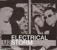 U2 - Electrical Storm (UK 3 Track CD Single Part 1)
