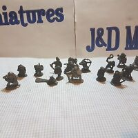 Warhammer Fantasy Battle Citadel C12/13/14 Goblins Muliti-Listing Metal OOP