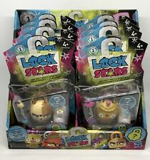 Lock Stars Series 1 Hasbro Toys Bundle Of 8 In Shelf Box Brand New & Sealed