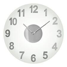 Glass Modern Wall Clocks