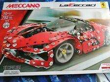 Meccano Ferrari 10+years 782 parts No-16310 BRAND NEW