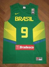 Canotta FIBA maglia HUERTAS BRASIL jersey camiseta trikot maillot NBA BASKONIA