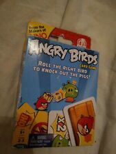 New in the box Angry Birds Card Game