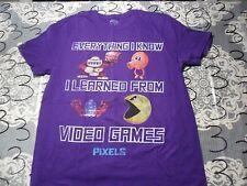 Medium- Pixels Donkey Kong Q Bert T- Shirt