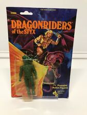 """1983 Vintage """"DRAGONRIDERS OF THE STYX"""" (DRAGON MAN) Action Figure"""