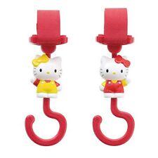 PINOCCHIO Hello Kitty Stroller / Car Hanger Red