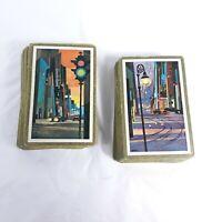 Brown & Bigelow USA Street Light Playing Cards