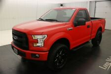2017 Ford F-150 LIFTED LMX4 XL SPORT 4X4 MSRP $48080