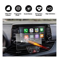 2017 2018 Hyundai Elantra i30 8In Tempered Glass Car Navigation Screen Protector