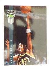 """NBA CARD - Classic - """" Draft Pick Collection """" - Greg Dennis - Free Agent"""