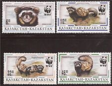 Kazakhstan - 1997 WWF & Desert Fauna - 4 Stamp Set - #171-4 11R-001