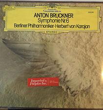 Anton Bruckner Symphonie Nr 6 Berliner Philharmoniker Herbert von Karajan