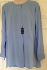 Marks and Spencer Long Sleeve Semi Fitted Tunic, Kaftan Women's Tops & Shirts