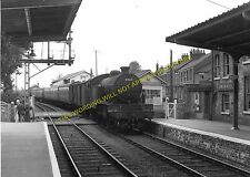 Driffield Railway Station Phot. Nafferton to Garton and Southburn. (4)