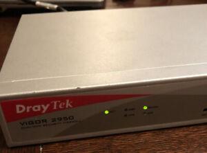 DrayTek Vigor 2950 Dual-Wan Security Firewall